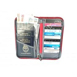Organizador Porta pasaportes