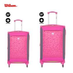 Set x 2 valijas  Wilson 651707