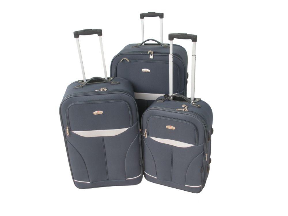 1559b577f La Valija de Kether S.A. - Set x 3 valijas con 2 ruedas 3973540 ...