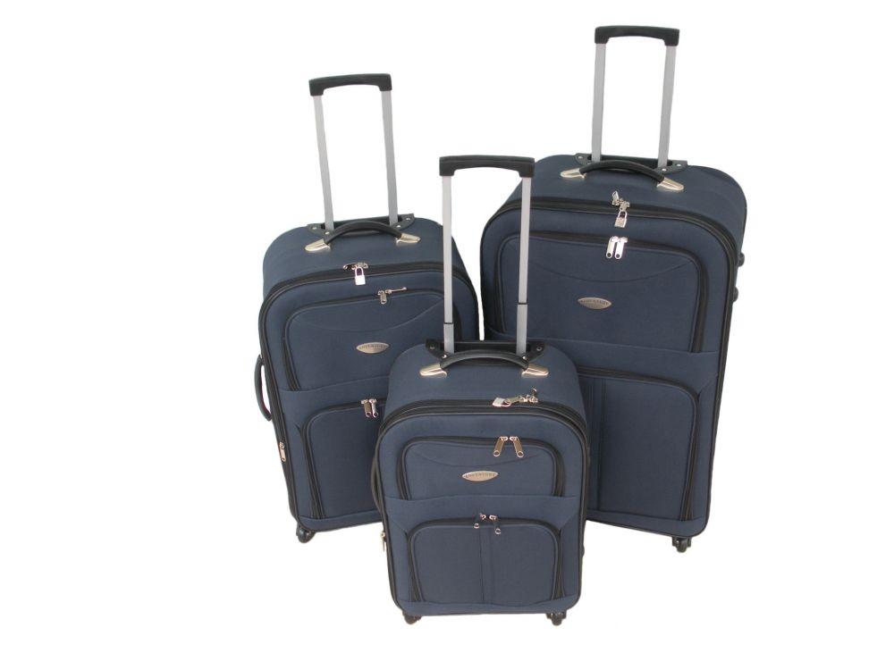 3c3ace36b La Valija de Kether S.A. - Set x 3 valijas con 4 ruedas COS 7139 ...
