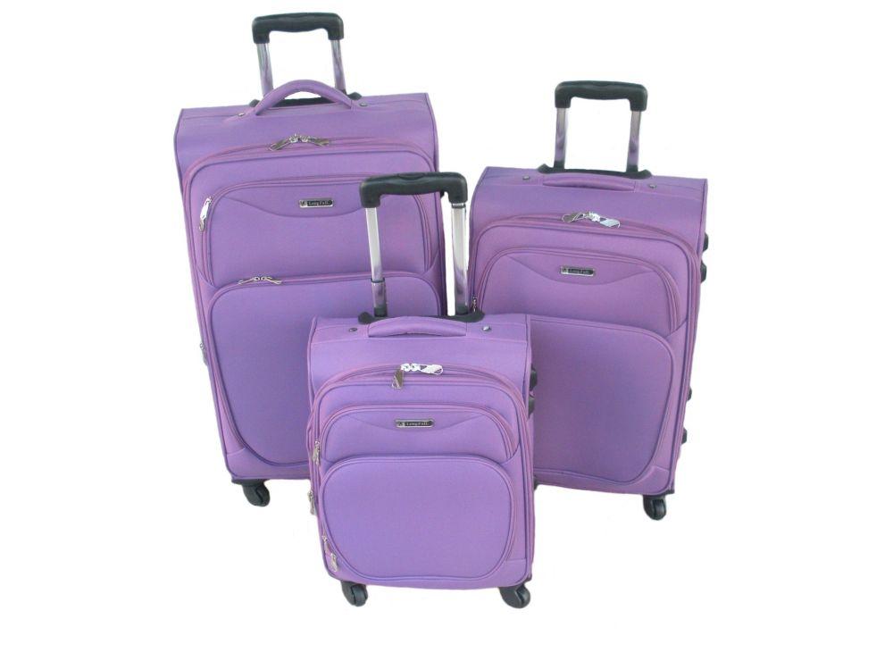 539e213df La Valija de Kether S.A. - Set de 3 valijas con 4 ruedas (Powered by ...