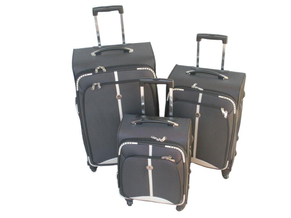 a6414c963 La Valija de Kether S.A. - Set x 3 valijas con 4 ruedas (Powered by ...